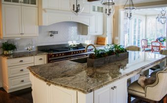 Stone Counter Top Kitchen