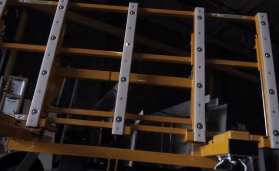 No-lift Stone Install System